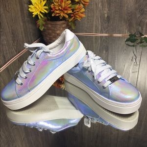🛍 Jessica Simpson GYouth Wham Sneakers - Blue Inf